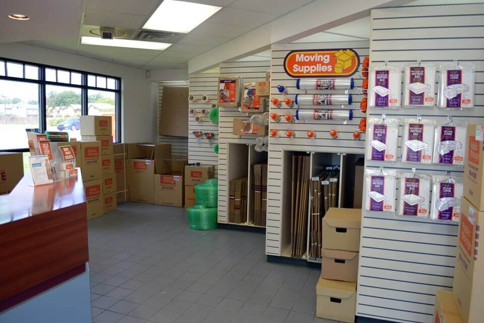 public storage 5725 georgetown road indianapolis in 46254 interior office