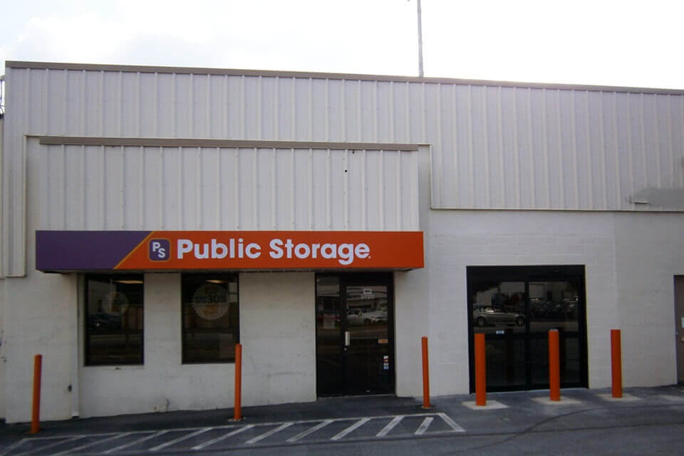 public storage 9720 reisterstown road owings mills md 21117 exterior