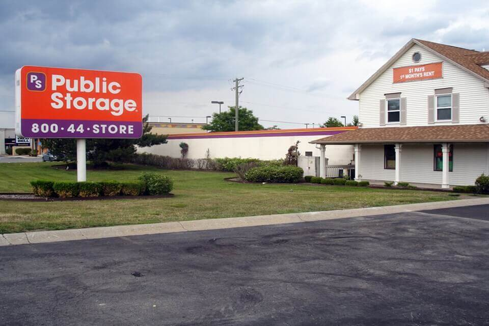 public storage 36260 van dyke ave sterling heights mi 48312 exterior