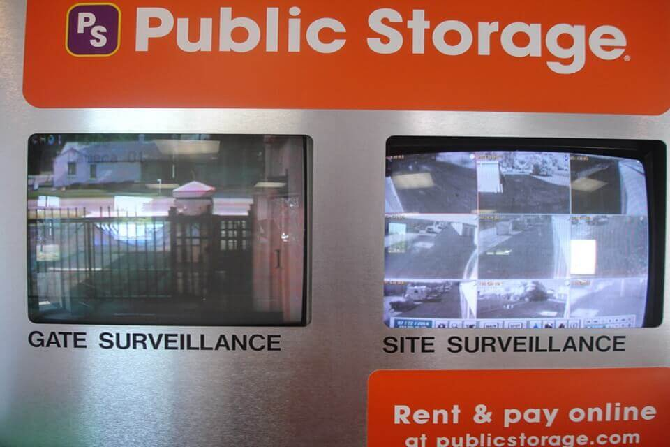 public storage 322 east maple road troy mi 48083 security monitor