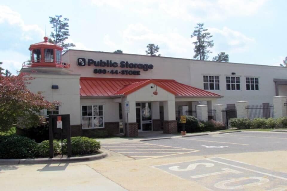 public storage 2317 sw cary pkwy cary nc 27511 exterior