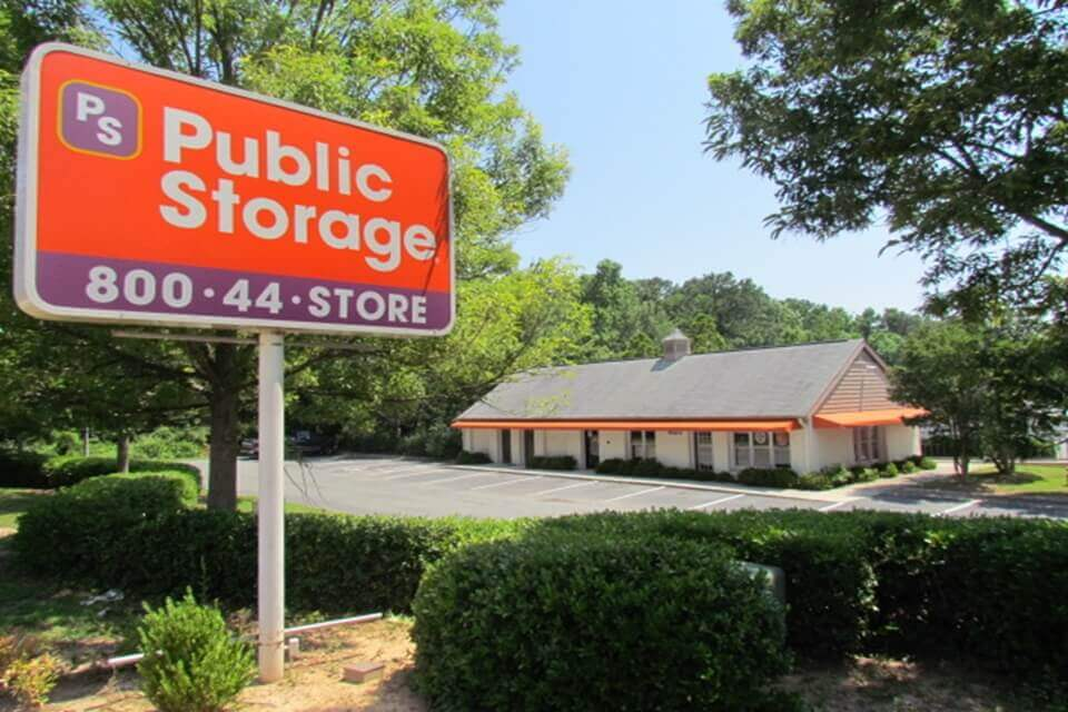 public storage 4222 atlantic ave raleigh nc 27604 exterior