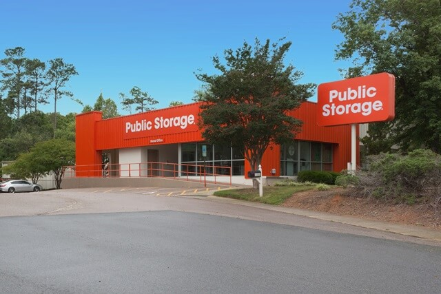 public storage 8733 glenwood ave raleigh nc 27617 exteriorb