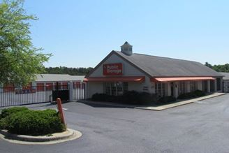public storage 4243 poole road raleigh nc 27610 exterior 1