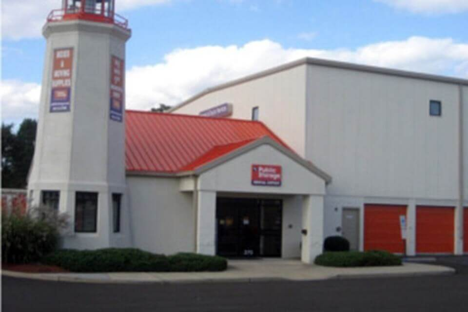 public storage 370 commerce blvd fairless hills pa 19030 exterior