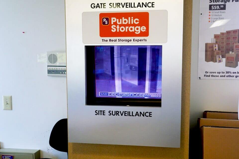 public storage 370 commerce blvd fairless hills pa 19030 security monitor