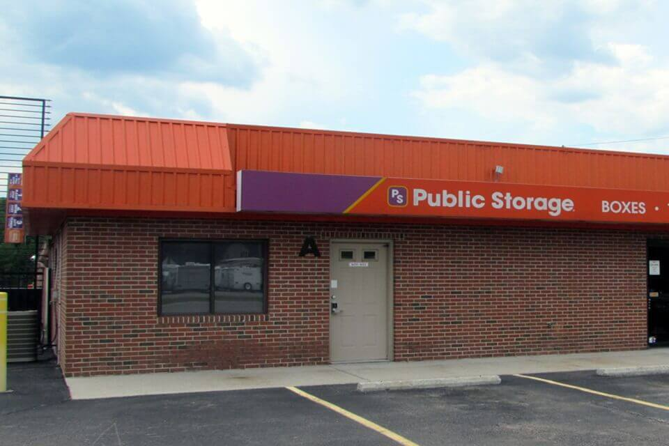 public storage 7020 jefferson davis hwy richmond va 23237 exterior