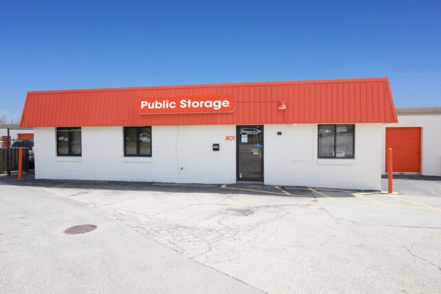 public storage 801 joliet road willowbrook il 60527 exteriorb