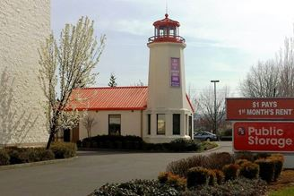 public storage 16851 nw cornell road beaverton or 97006 exterior