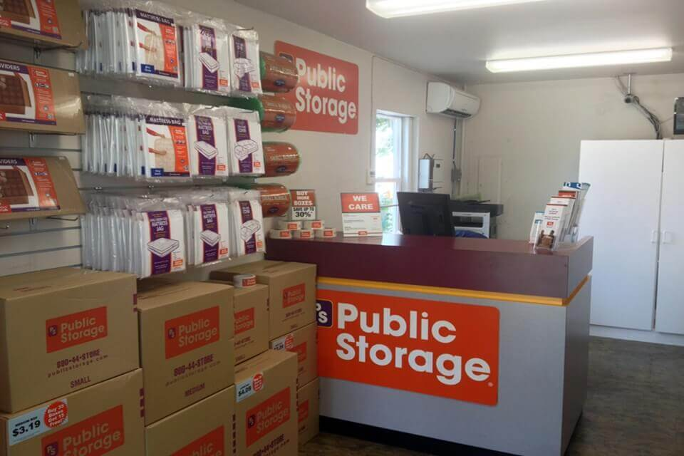 public storage 9815 32nd ave ct s tacoma wa 98499 interior office