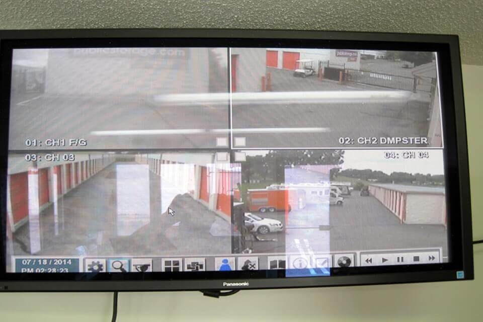 public storage 1144 7th street s hopkins mn 55343 security monitor