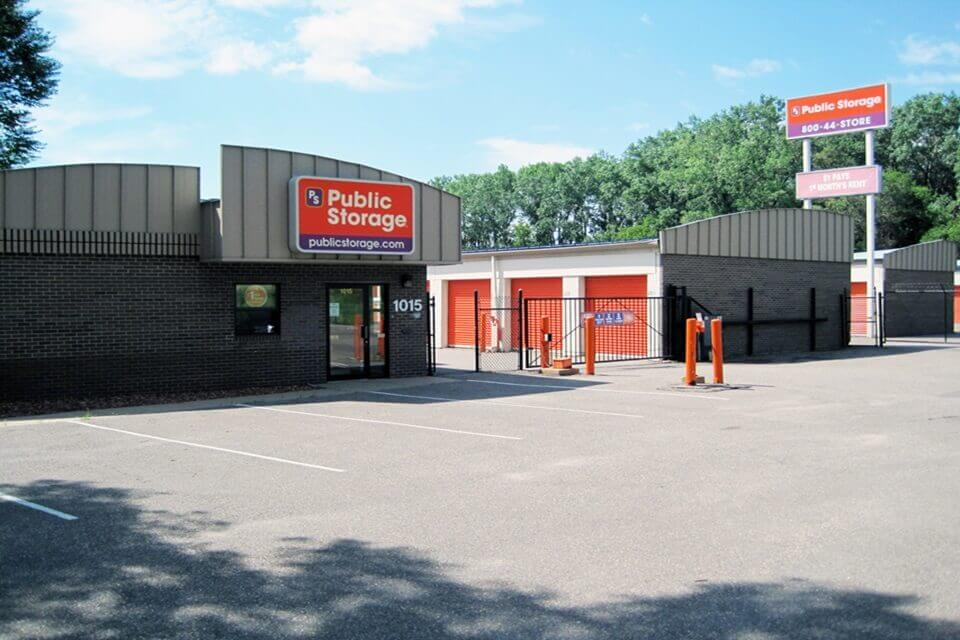 public storage 1015 highway 169 n plymouth mn 55441 exterior