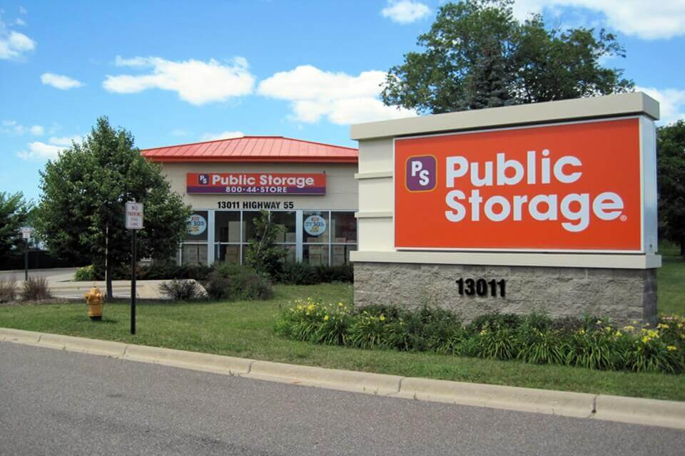 public storage 13011 highway 55 plymouth mn 55441 exterior