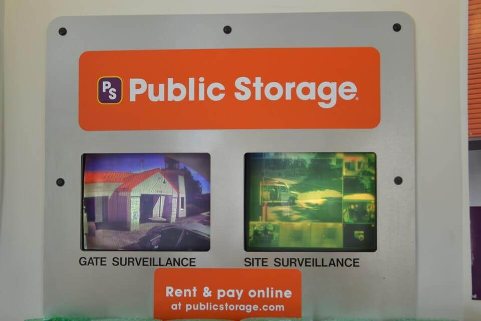 public storage 11910 ne 116th st kirkland wa 98034 security monitor
