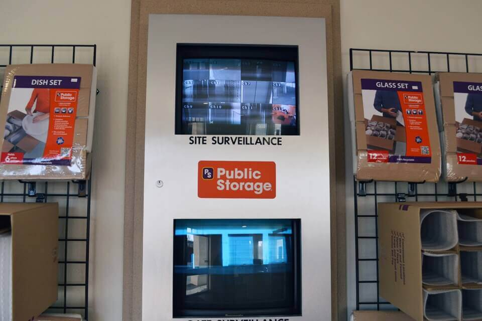 public storage 8437 sw barbur blvd portland or 97219 security monitor