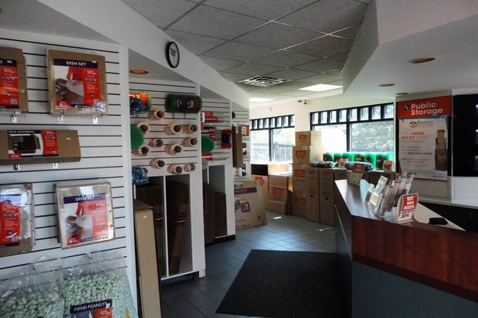 public storage 5085 west chester pike newtown square pa 19073 interior office