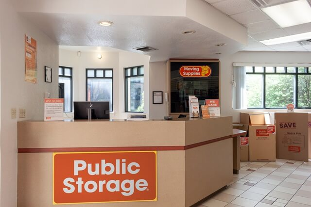 public storage 1015 henderson st fort worth tx 76102 interior officeb