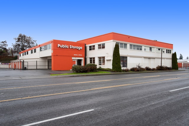 public storage 1235 s sprague ave tacoma wa 98405 exteriorb