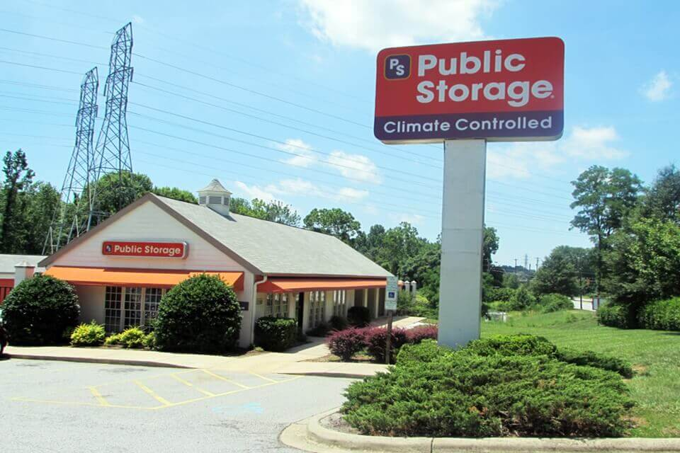 storage units greensboro nc