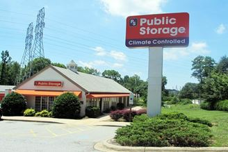 public storage 1110 east cone blvd greensboro nc 27405 exterior 1