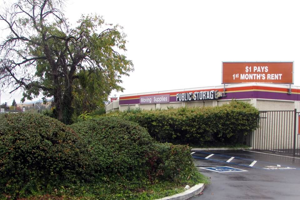 public storage 990 beck ave fairfield ca 94533 exterior