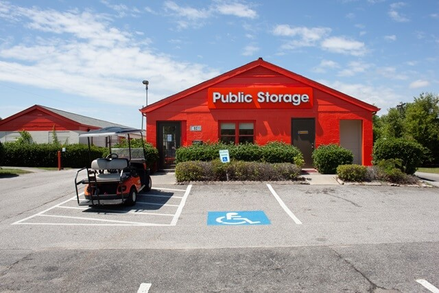 public storage 7923 garners ferry rd columbia sc 29209 exteriorb
