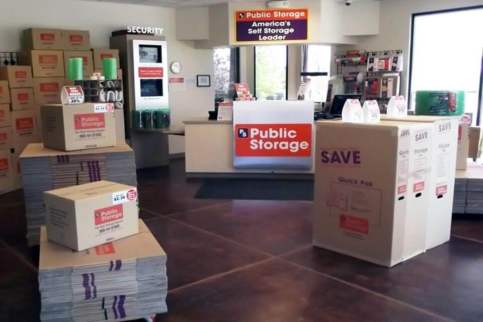 public storage 4111 siskin ave highlands ranch co 80126 interior office