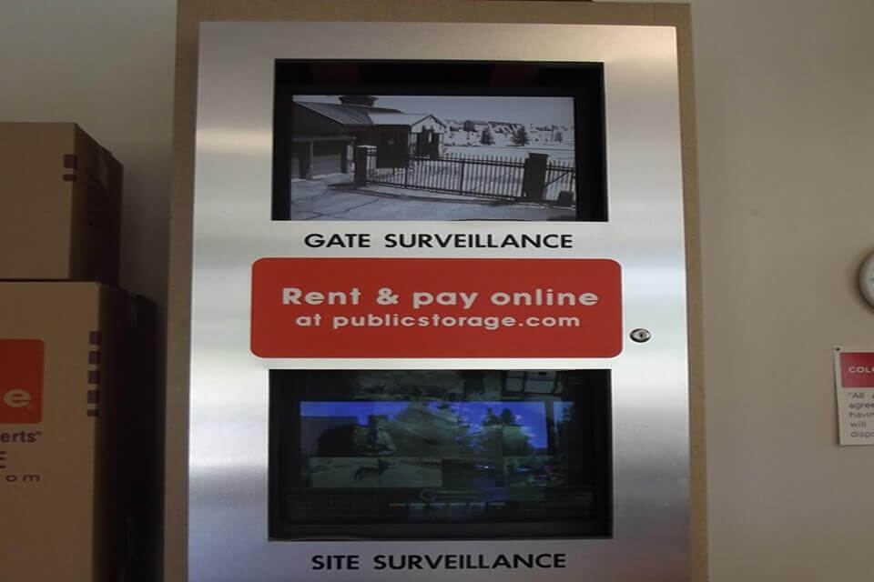 public storage 4111 siskin ave highlands ranch co 80126 security monitor