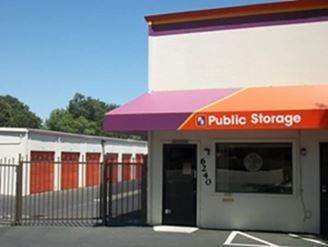 public storage 6240 sylvan road citrus heights ca 95610 exterior