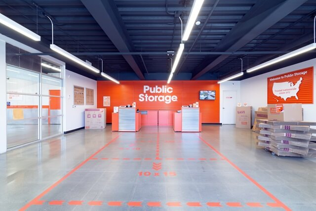 public storage 12510 raymer street north hollywood ca 91605 interior officeb