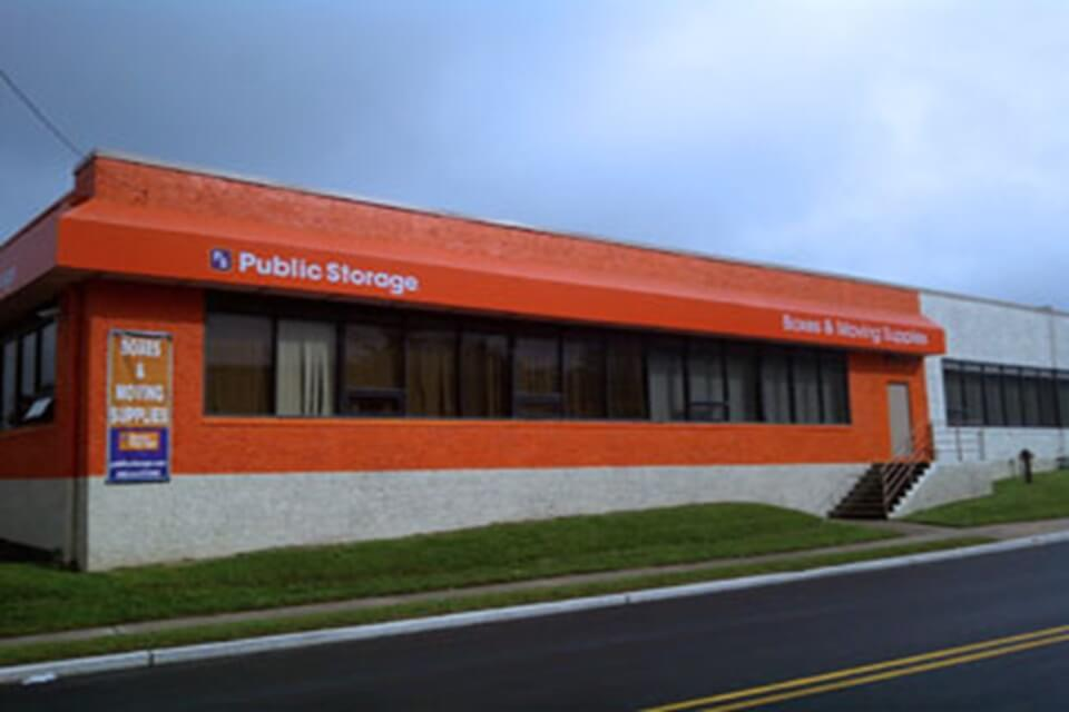 public storage 625 glenwood ave hillside nj 07205 exterior