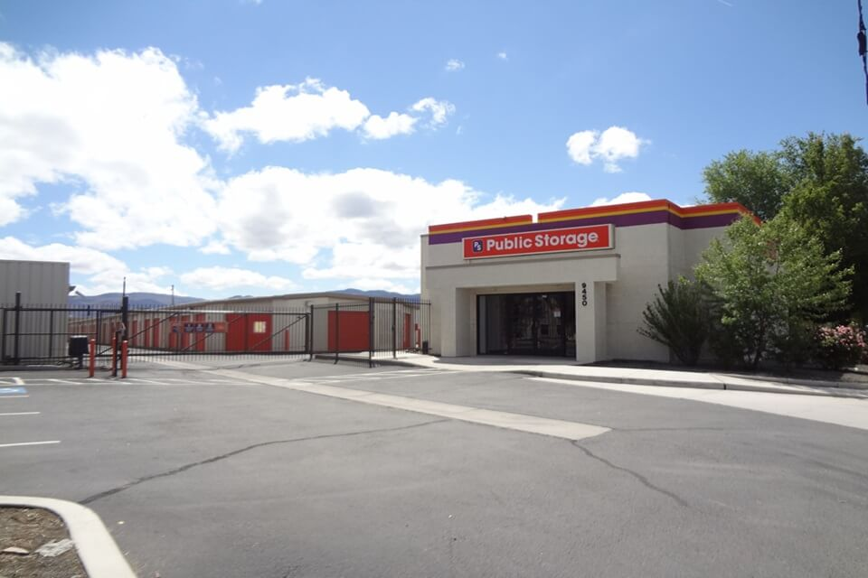 public storage 9450 s virginia st reno nv 89511 exterior