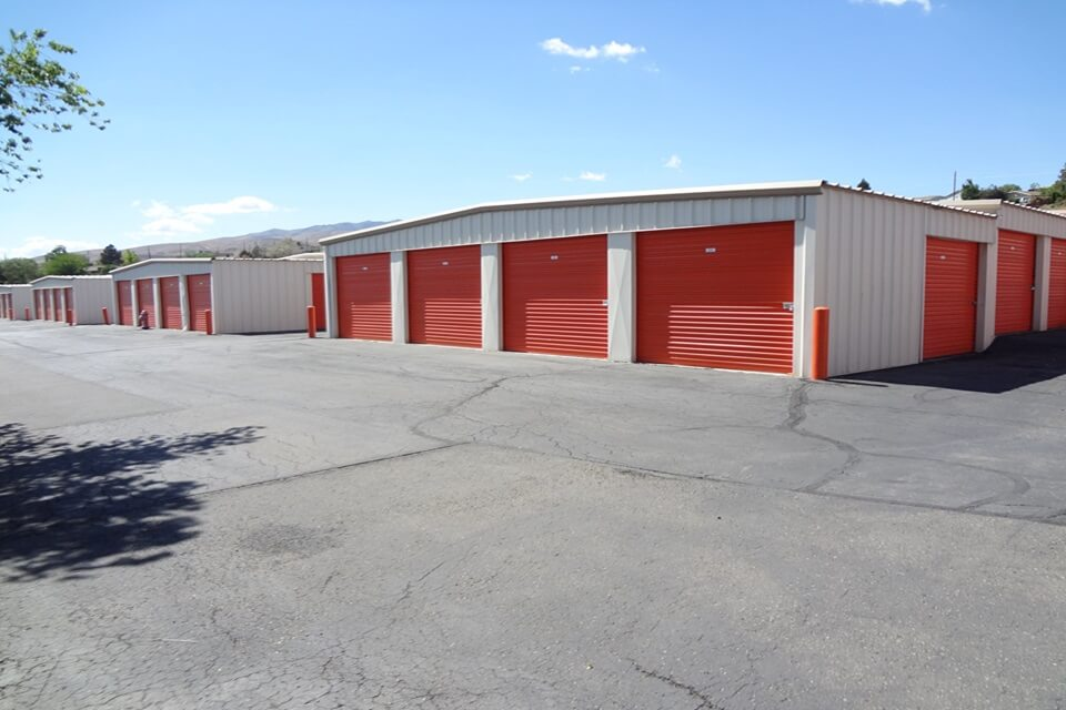 Self Storage Near 1020 N Mccarran Blvd In Reno Nv