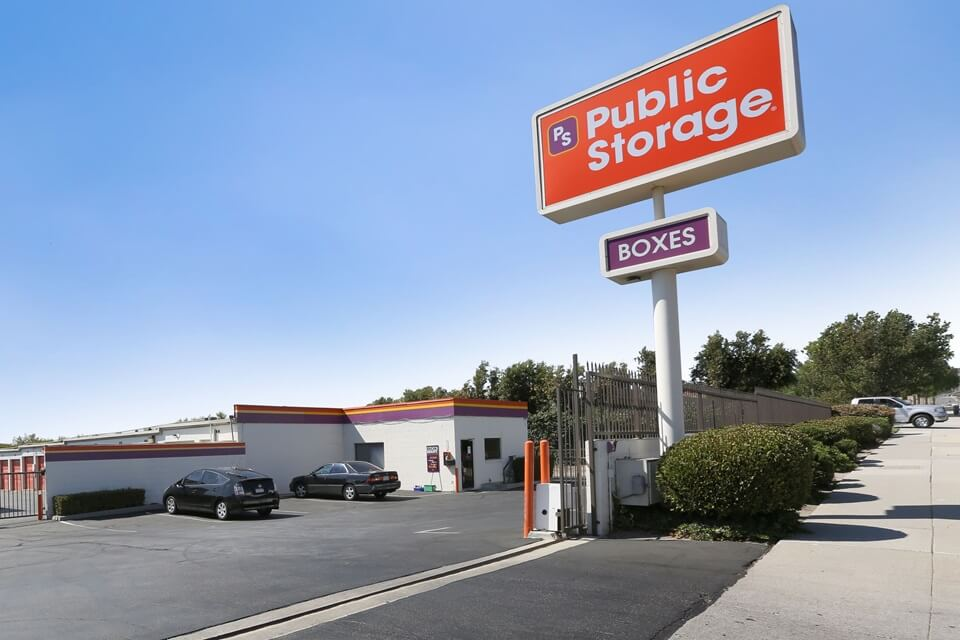 public storage 2167 first street simi valley ca 93065 exterior