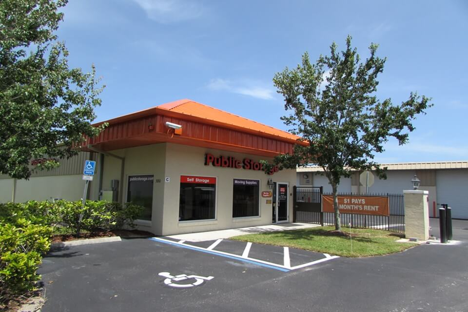 public storage 380 5th st sw vero beach fl 32962 exterior