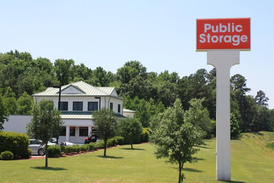 public storage 146 pipemaker circle pooler ga 31322 exterior