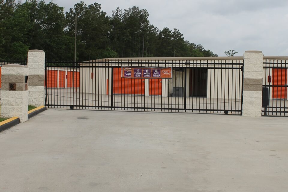 public storage 23503 cypresswood dr spring tx 77373 security gate