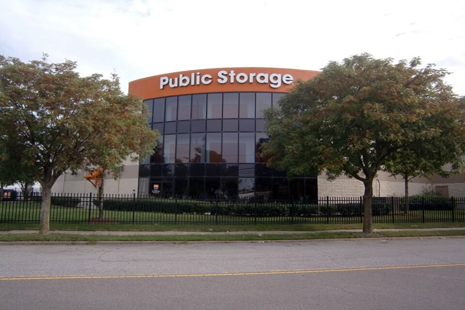 public storage 1090 w 35th st norfolk va 23508 exterior
