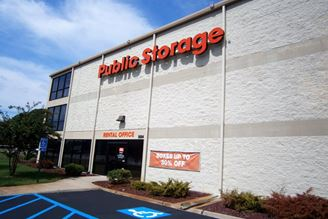 public storage 5684 haden rd virginia beach va 23455 exterior