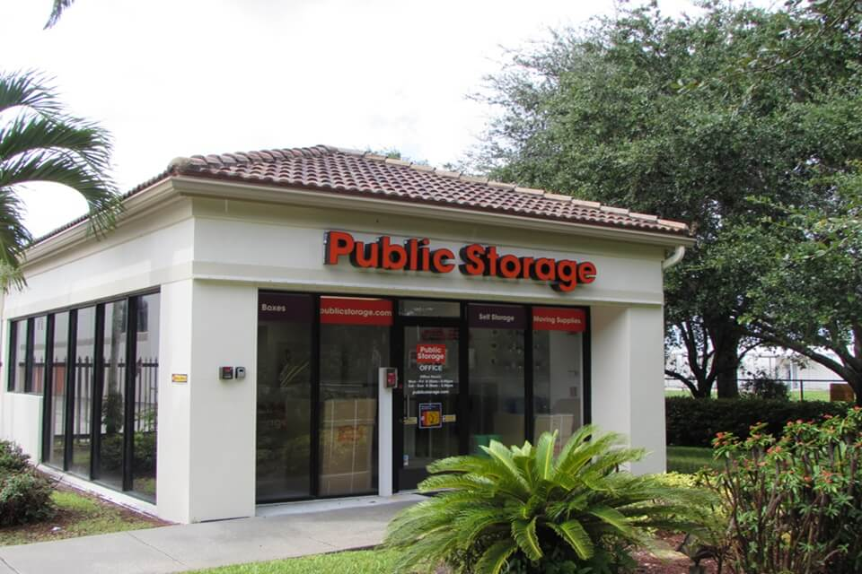 public storage 6664 hypoluxo rd lake worth fl 33467 exterior