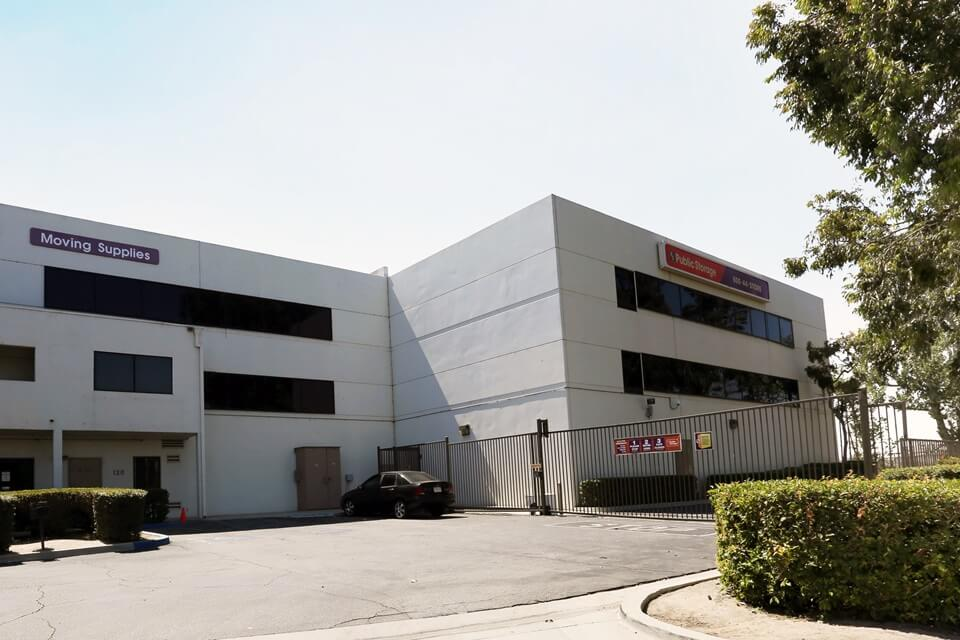 public storage 120 west easy street simi valley ca 93065 exterior