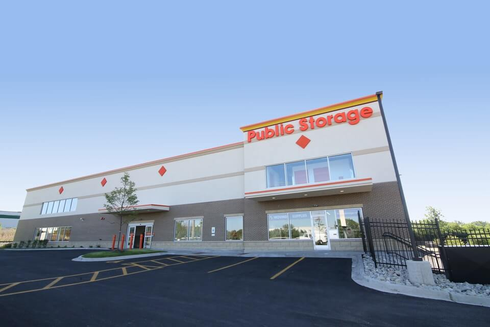 public storage 2023 schmale rd glendale heights il 60139 exterior