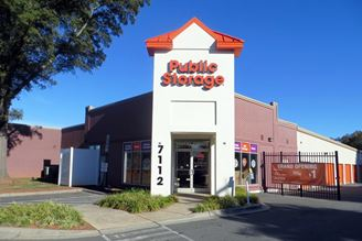public storage 7112 albemarle rd charlotte nc 28227 exterior 1