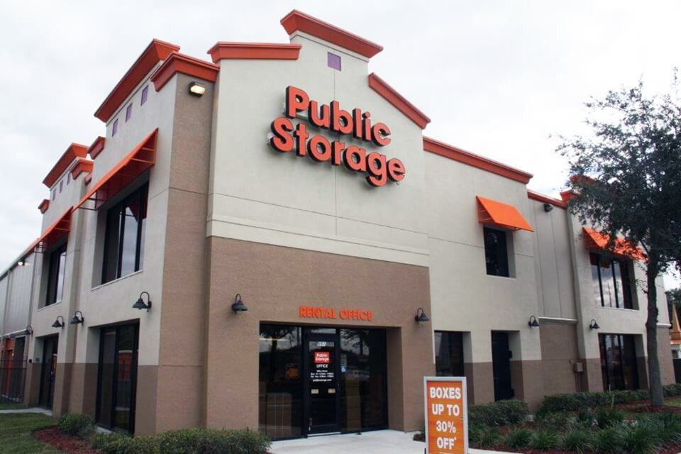 public storage 951 s john young pkwy kissimmee fl 34741 exterior