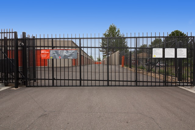 public storage 8889 marshall ct westminster co 80031 security gate