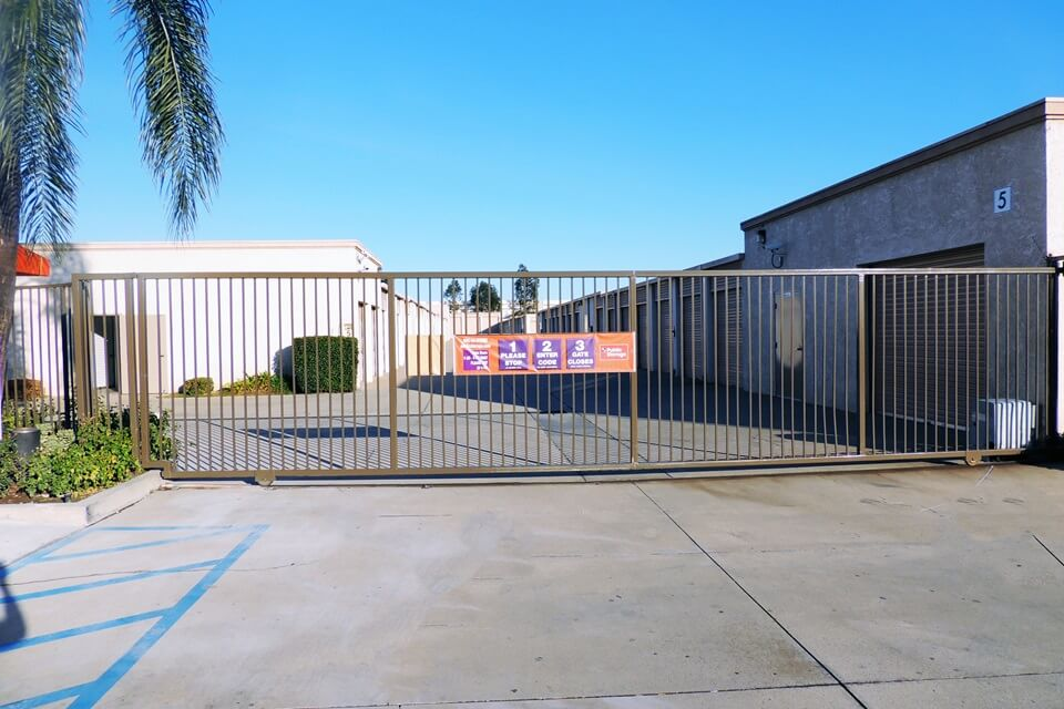 public storage 8949 hermosa ave rancho cucamonga ca 91730 security gate