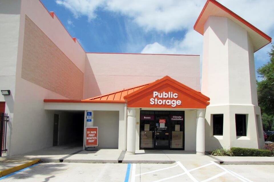 public storage 3725 w lake mary blvd lake mary fl 32746 exterior