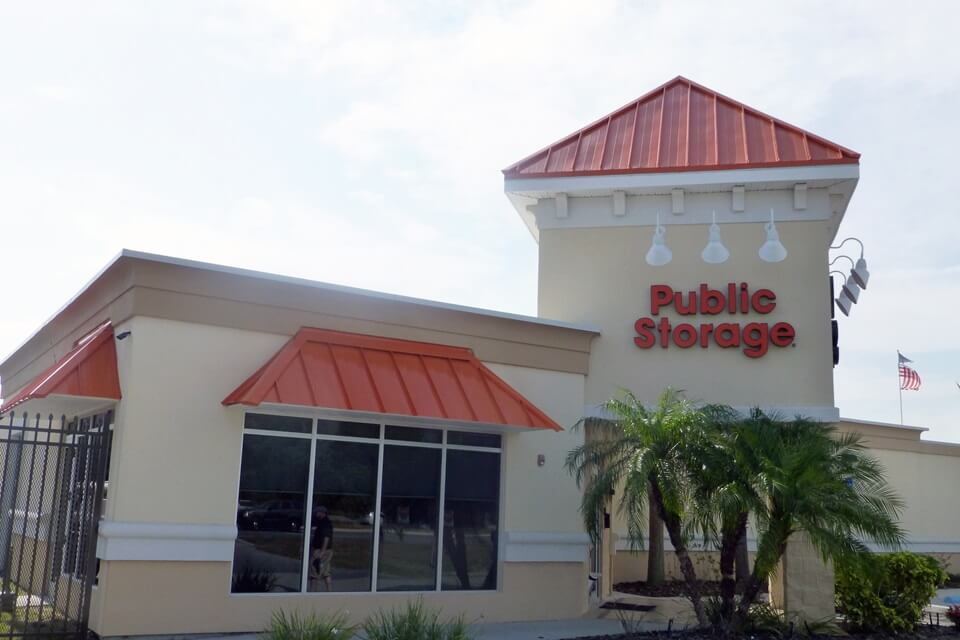 public storage 5425 n washington blvd sarasota fl 34234 exterior