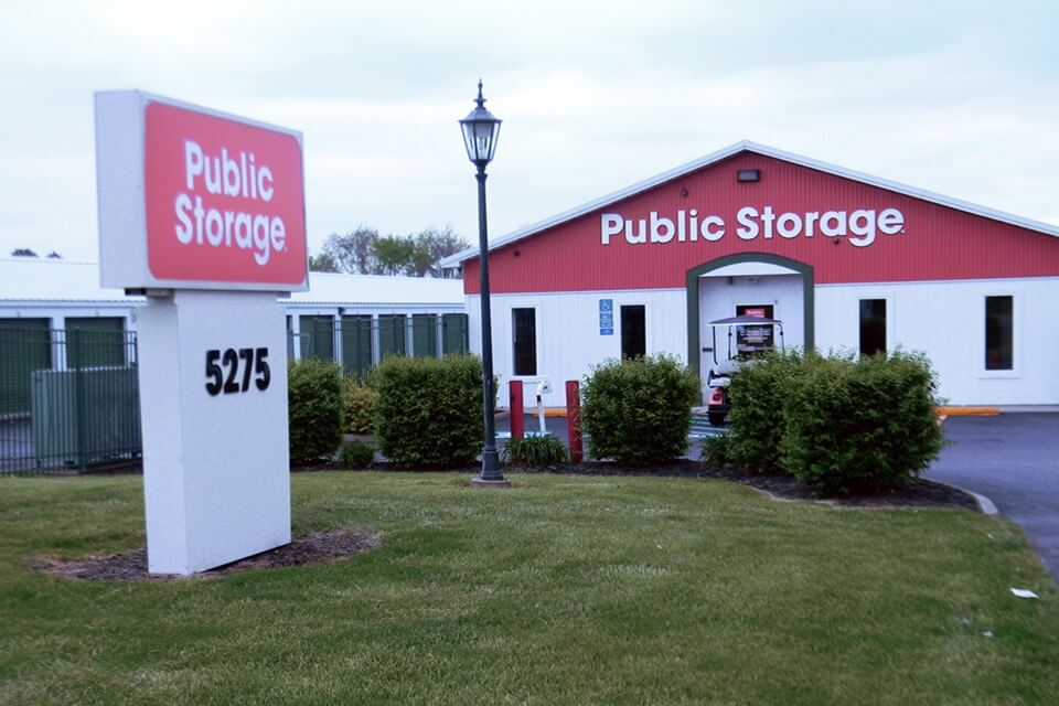 public storage 5275 gender rd canal winchester oh 43110 exterior