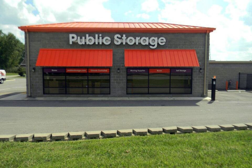 public storage 7545 alta view bl worthington oh 43085 exterior